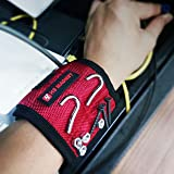 HS Magnet Magnetic Wristband with 6 Super Strong