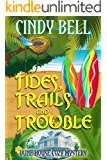 Tides, Trails and Trouble (Dune House Cozy Mystery Book 12) (English Edition)