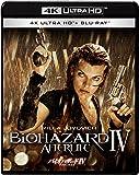 製品画像: Amazon: バイオハザードIV アフターライフ 4K ULTRA HD & ブルーレイセット [4K ULTRA HD + Blu-ray]: ミラ・ジョヴォヴィッチ, アリ・ラーター, ポール・W・S・アンダーソン