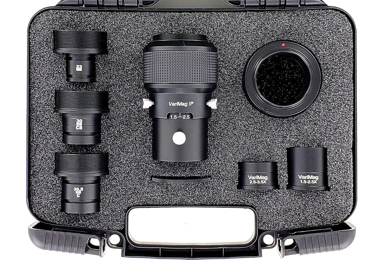 varimag II microscopio Adaptador para Todos los Canon EOS/Rebel ...