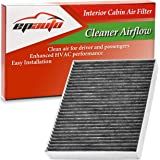 EPAuto CP775 (CF10775) Premium Cabin Air Filter, Compatible with Select Buick/Cadillac/Chevrolet/Saab Models