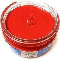 Crema Coprente Per Pelle Ripara Graffi e Segni (Shoe Cream)-041 Rosso