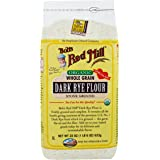 Bob's Red Mill Organic Rye Dark Flour - 22 oz