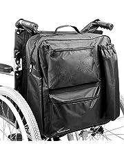 Multifunktions-Rollstuhl-Tasche | Mobilitätsroller Universal Rucksack | Gepolstertes Multi - Pocket - Hochwertige wasserdichte Aufbewahrungsbox M & W