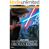 Star Wars:  Life and Legend of Obi-Wan Kenobi (Disney Junior Novel (ebook)) (English Edition)