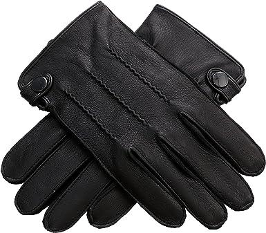 KURSHEUEL High Quanlity Italian Lambskin Unlined Man Leather Gloves