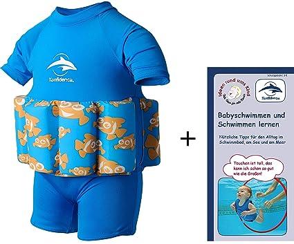Float Suits, traje flotador de ayuda en natación con óptima libertad de movimiento de brazos