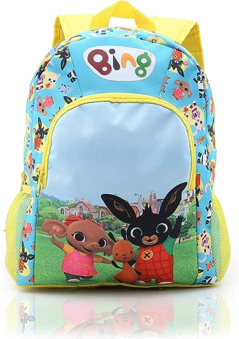 Mini Zaino Bimba Borsa zainetto rosa travel Scuola bambina coniglietto gioco