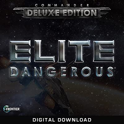 Elite Dangerous: Commander Deluxe Edition [Online Game Code]