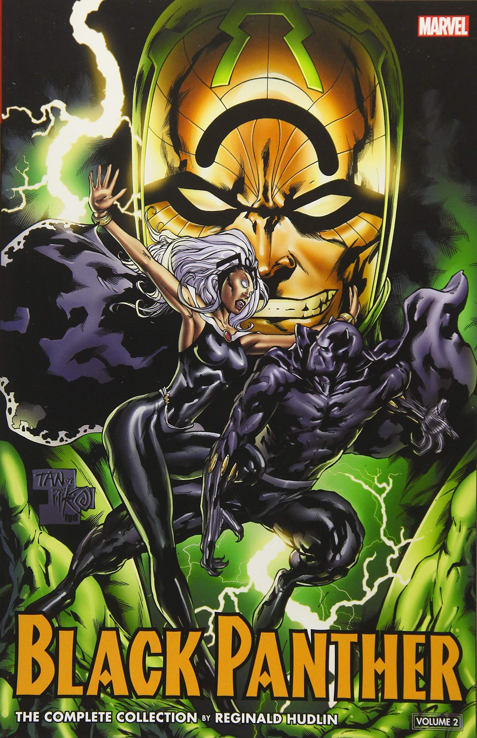 Amazon com: Black Panther by Reginald Hudlin: The Complete
