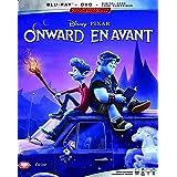 Onward [Blu-ray + DVD + Digital] (Bilingual)