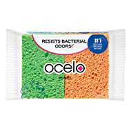 ocelo Cellulose Sponge (4 Sponges Total)