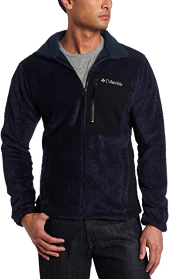 Columbia Oregon Grinder - Chaqueta Forro Polar para Hombre: Amazon ...