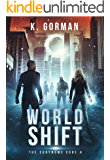 World Shift (The Eurynome Code Book 4)