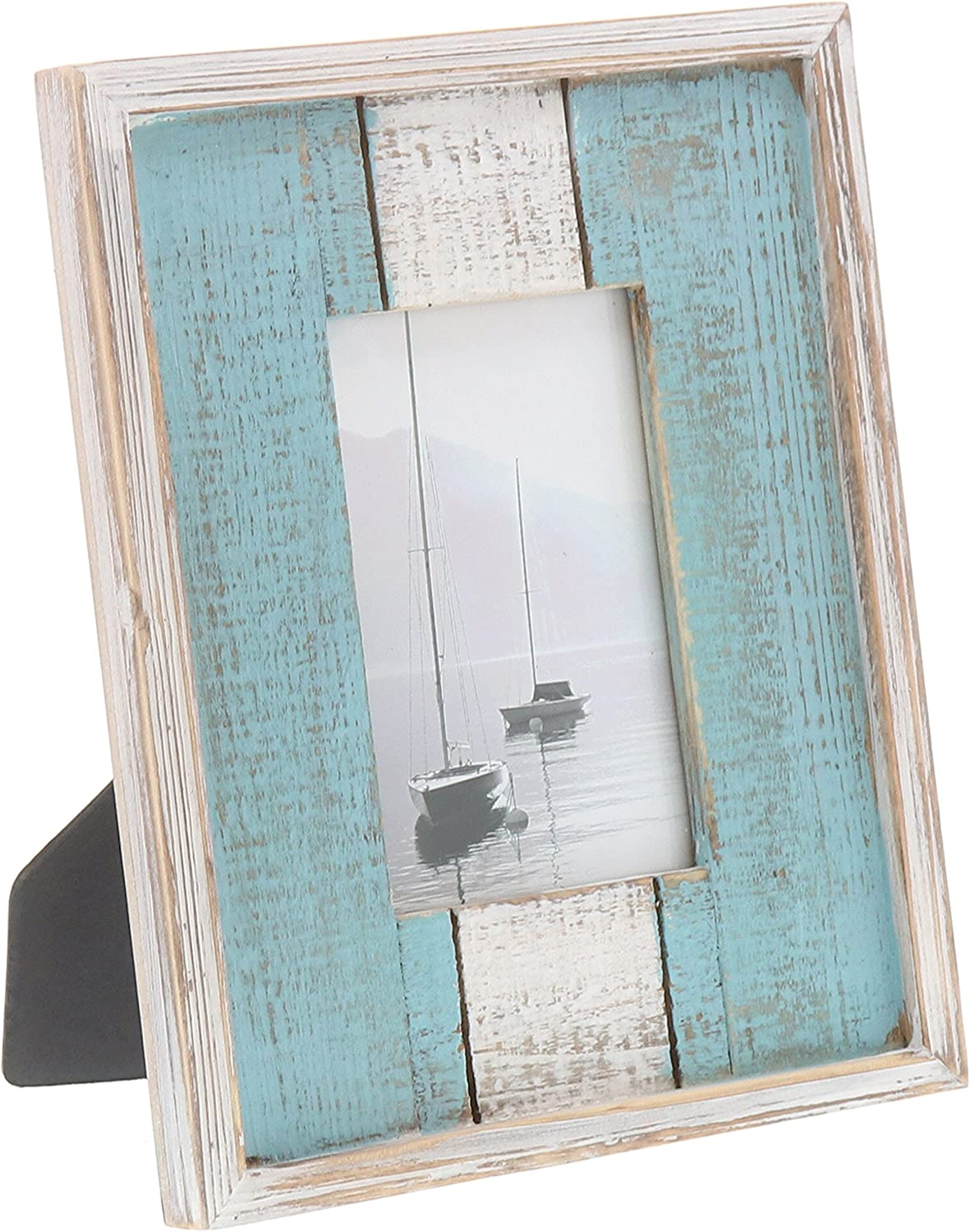 Rustic Wooden Photo Frames Original Barnwood Wall Art Weathered Wood Frames Picture Frame IMgalery 4x6 10x15cm Interior Decors Frames