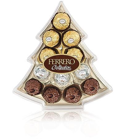 Ferrero rocher christmas tree gift box