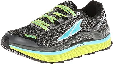 Altra Olympus Zero Drop Trail - Zapatillas de running para mujer, color negro y verde, color Negro, talla 35.5: Amazon.es: Zapatos y complementos