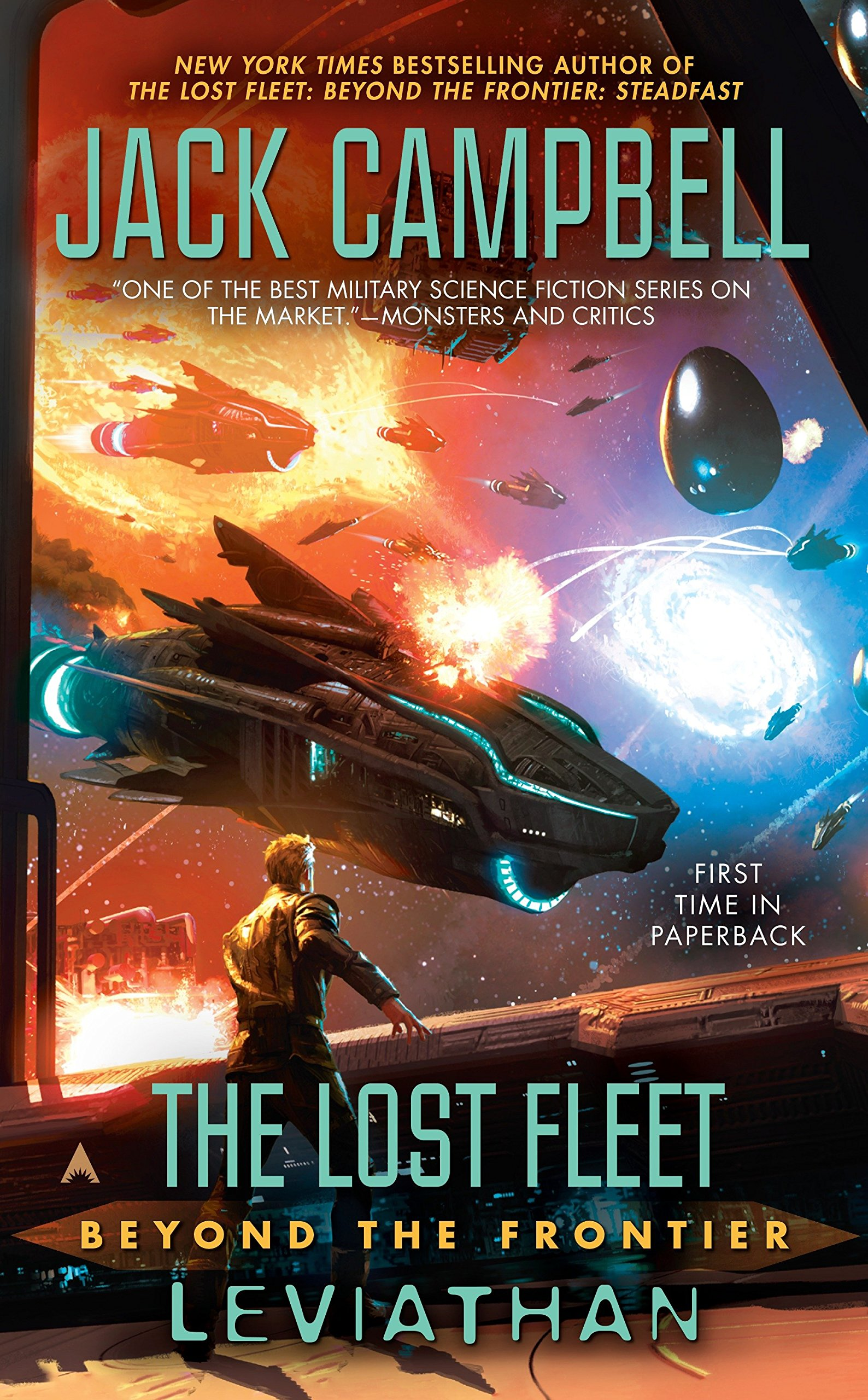 Read Online The Lost Fleet: Beyond the Frontier: Leviathan ebook