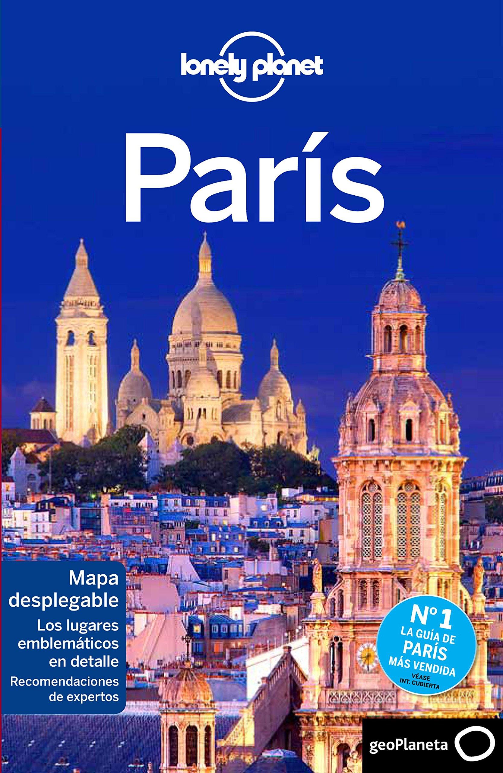 París 6 (Guías de Ciudad Lonely Planet) Tapa blanda – 28 abr 2015 Catherine Le Nevez Christopher Pitts Nicola Williams Sergi Ramírez Casas