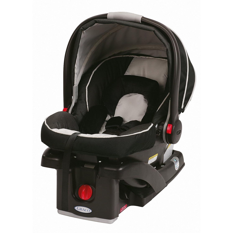 Graco SnugRide Click Connect 35 Infant Car Seat Onyx, Black 1901060