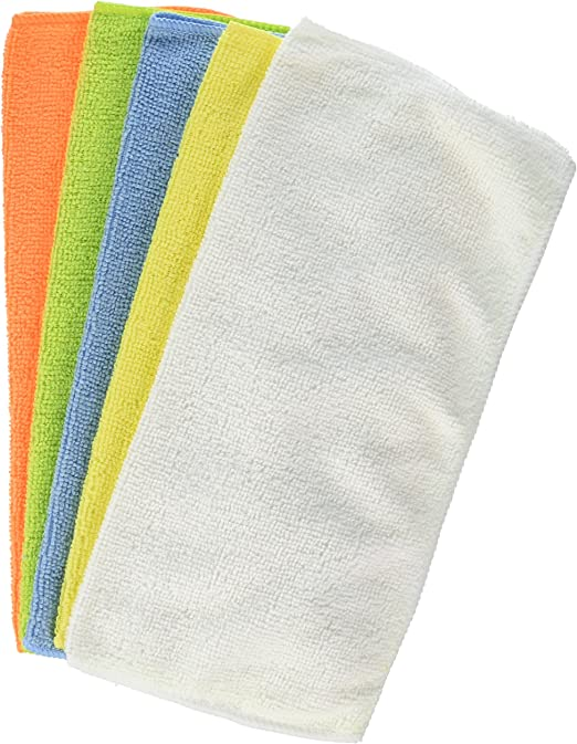 Microfiber Cleaning Cloth Cleaner Towel Rag Car Polishing Detailing No-Scratch