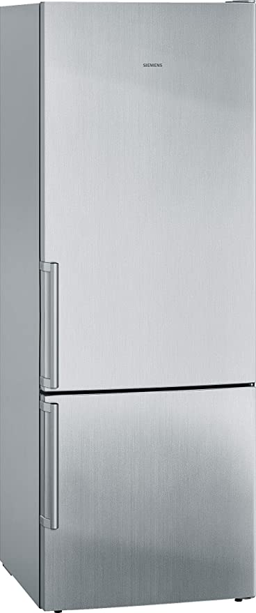 Siemens iQ500 KG58EBI40 nevera y congelador Independiente Acero ...