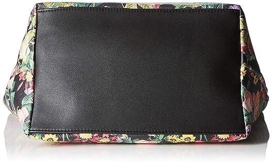 ce597c2122ab16 Gabor Damen Granada Bloom Schultertasche, (Schwarz), 43x28x17.5 cm:  Amazon.de: Schuhe & Handtaschen