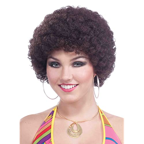 Forum Novelties Unisex Afro/Clown Wig