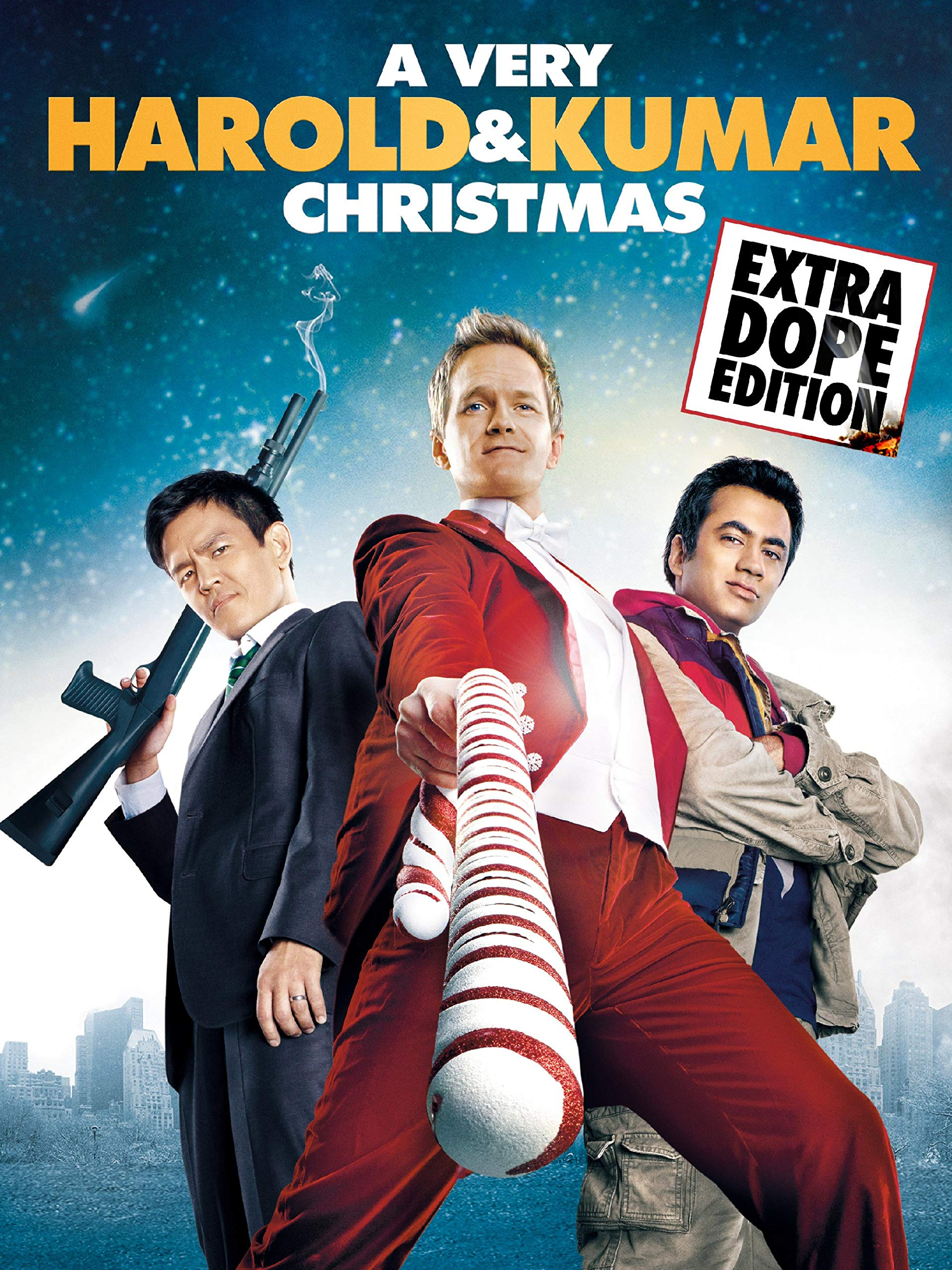 a very harold and kumar christmas online free