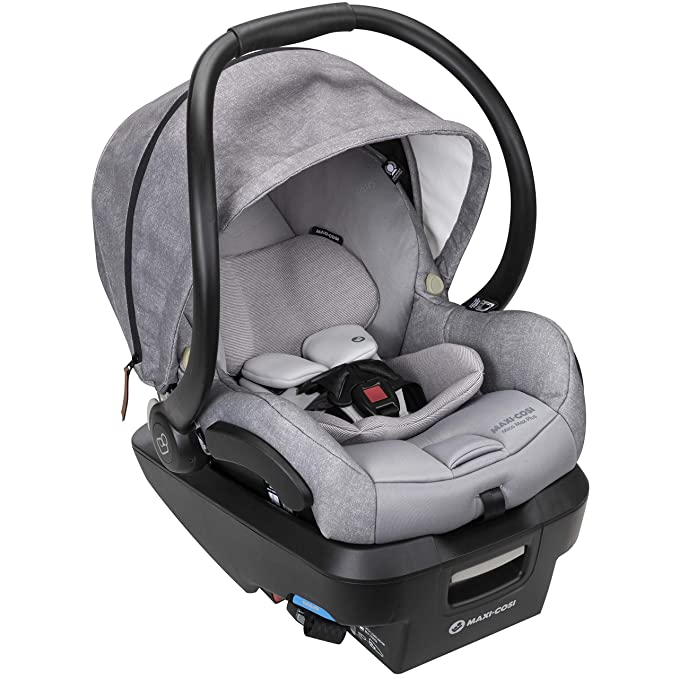 0-18 kg 4 Years Adjustable Car Seat 0 Months Nomad Black Maxi-Cosi Opal Combination Car Seat Group 0+//1 Rear-facing
