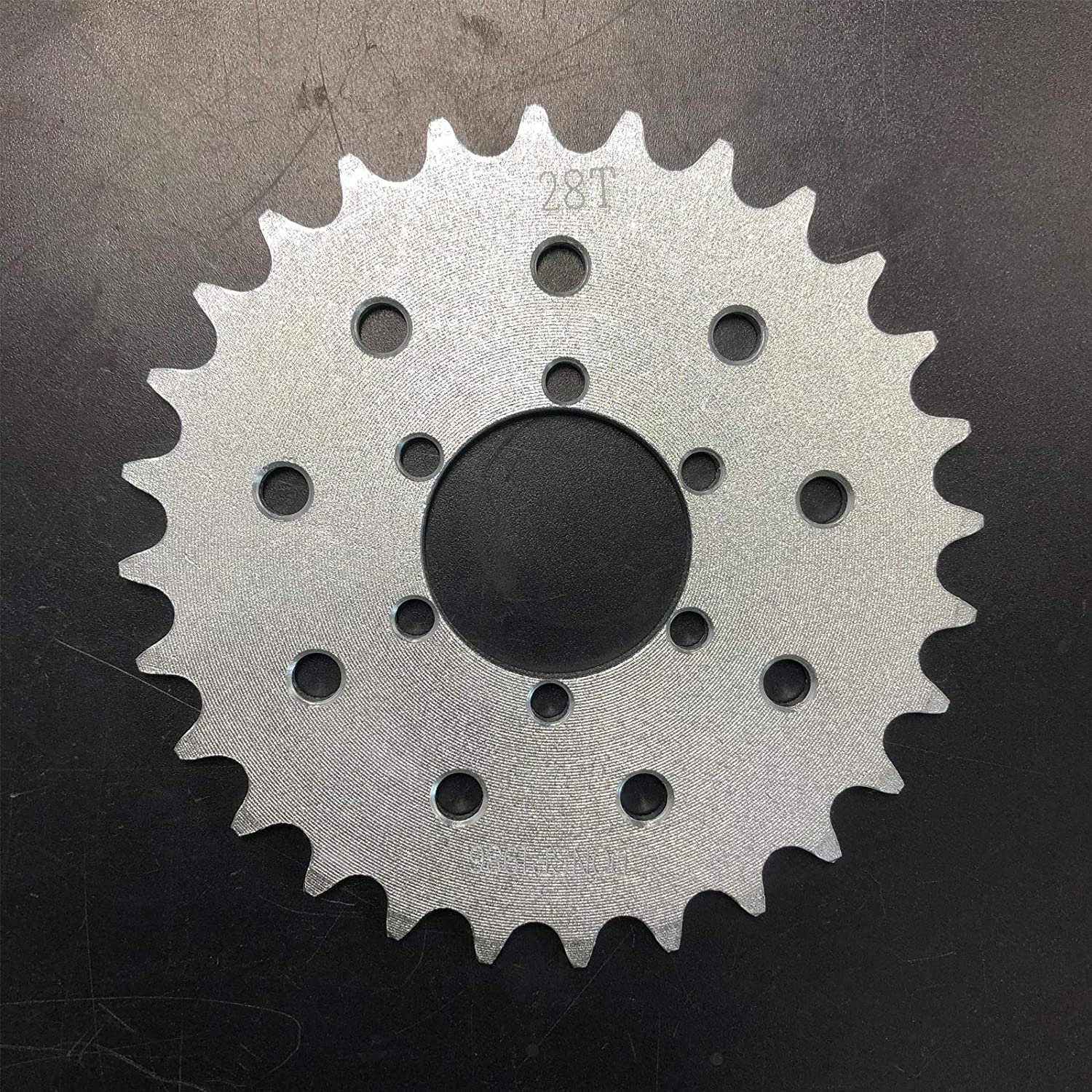 Gas Motorized Bicycle 48cc//66cc//80cc DONSP1986 Multifunctional 28t Sprocket Engine 415 Chain Sprocket