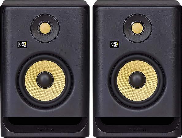 """KRK RP5 Rokit 5 G4 5"""" Powered Studio Monitor"""
