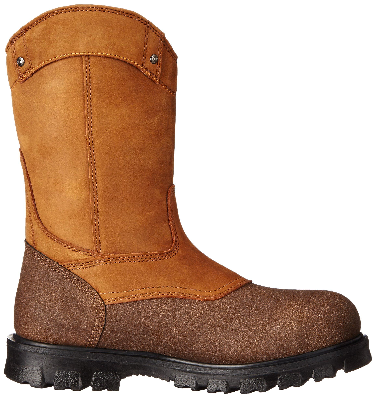 Timberland PRO Men's Rigmaster Wellington Work Shoe,Wheat Bandit,8.5 W US by Timberland PRO (Image #7)