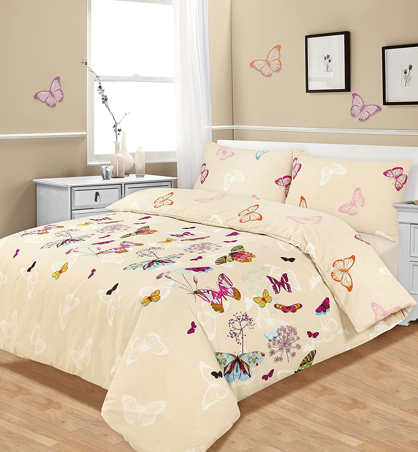 bedding kids floral deal bag sears bedroom pink in eiffel set beautiful photo sets scenic blue walmart sheets real butterfly casa queen paris quilt clearance tower towels comforter mainstays