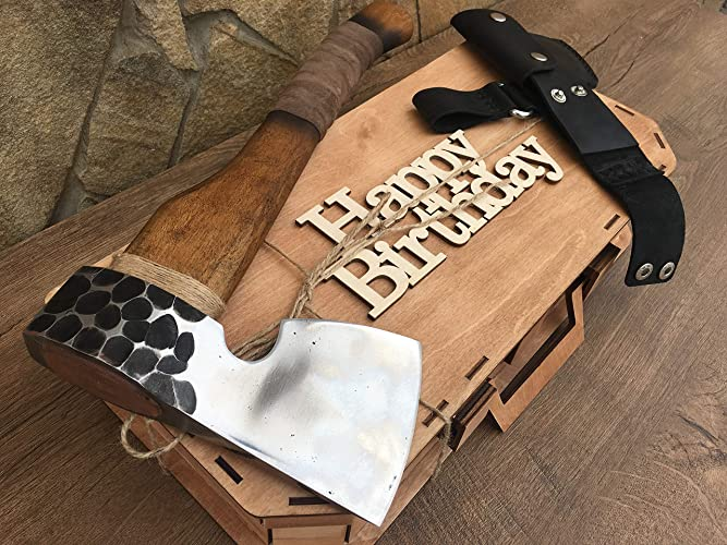 Amazon Mens Axe Stress Relief Viking Gift Birthday Menbirthday Gifts Menhis Gifthatchetmens