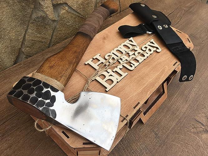 Amazon Mens Axe Stress Relief Viking Gift