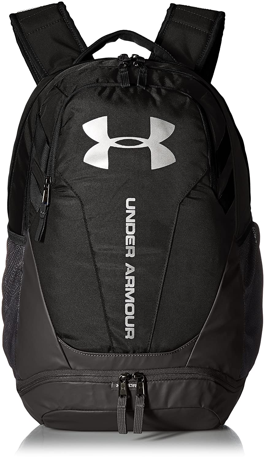 59a96bc13 Under Armour Hustle II Backpack, Black, One Size: UNDER ARMOUR: Amazon.ca:  Sports & Outdoors