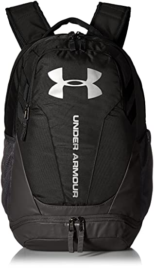 67bb4926c Under Armour UA Hustle 3.0 Mochila, Unisex Adulto, Negro Black/Silver 001,  Talla única: UNDER ARMOUR: Amazon.es: Deportes y aire libre