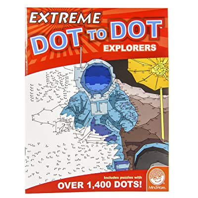 Extreme Dot to Dot: Explorers: Adam Turner: Toys & Games