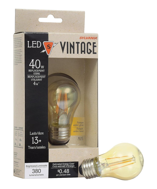 Pack of 2 Sylvania Halogen Spot Light Bulb 40w Spotlight Lamp Warm White
