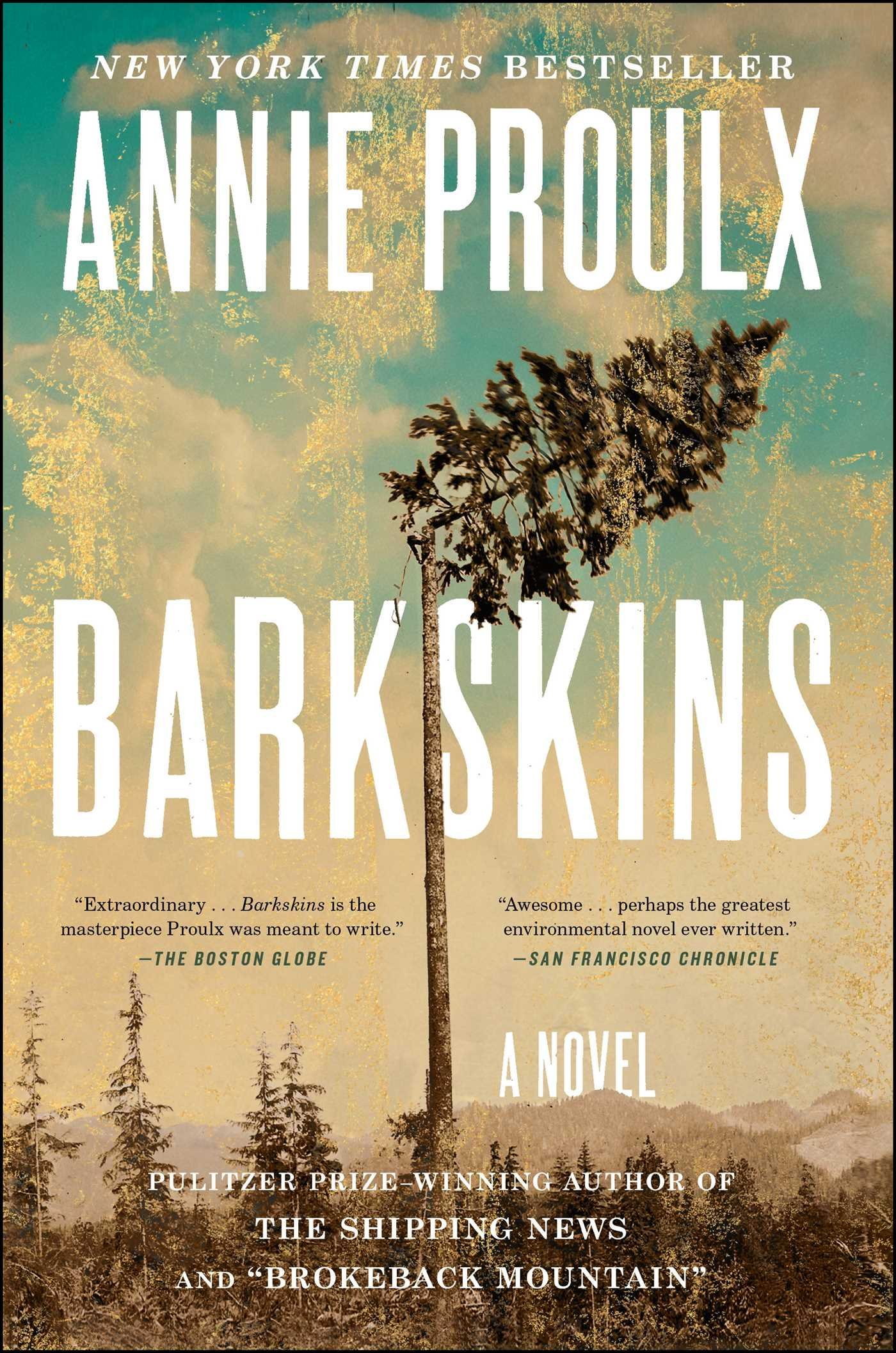 Barkskins Novel Annie Proulx product image