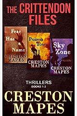 The Crittendon Files: Haunting Contemporary Suspense, Books 1-3 (The Crittendon Files Boxset Series) Kindle Edition