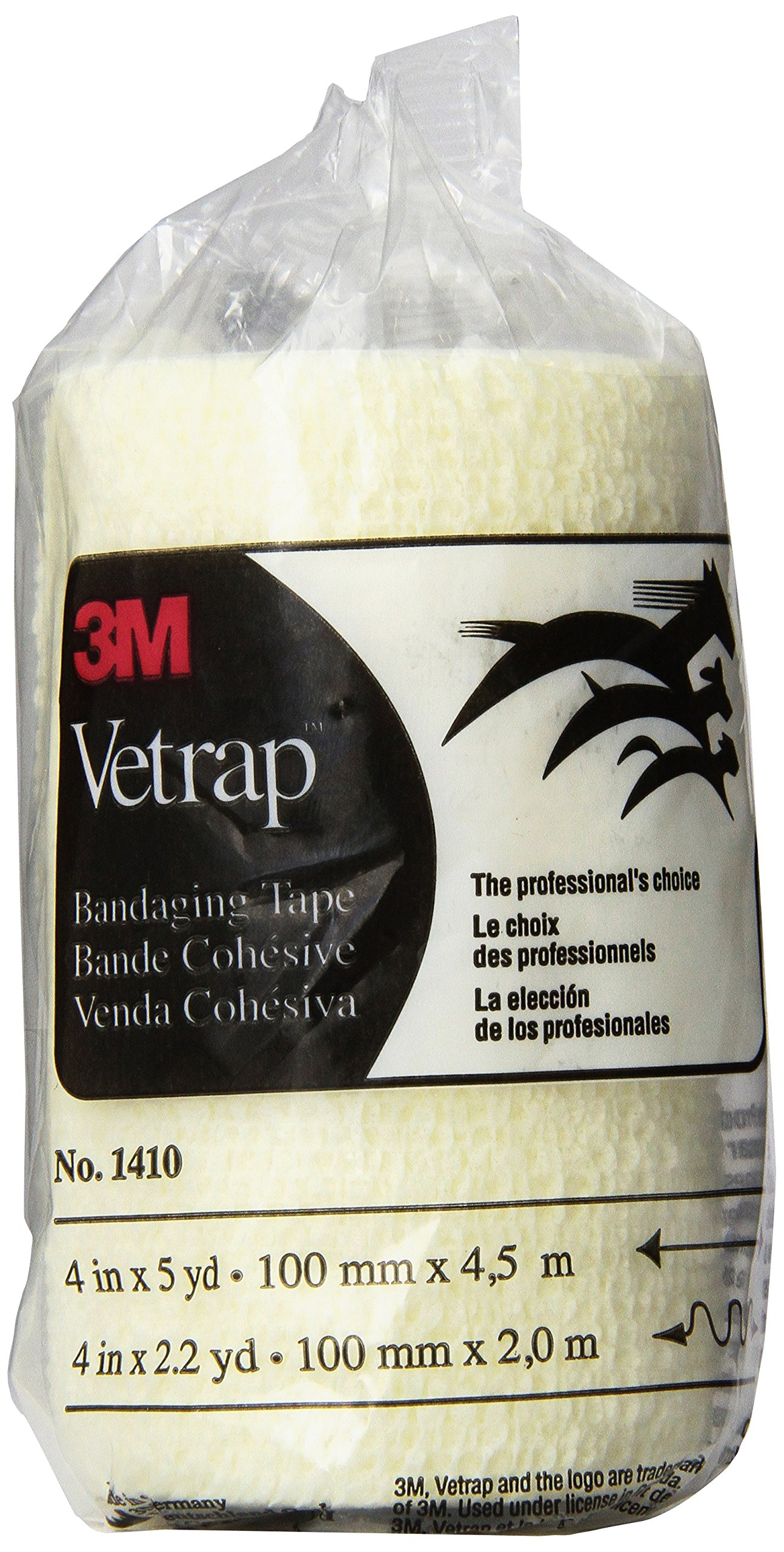 3M VETRAP4''White1410W