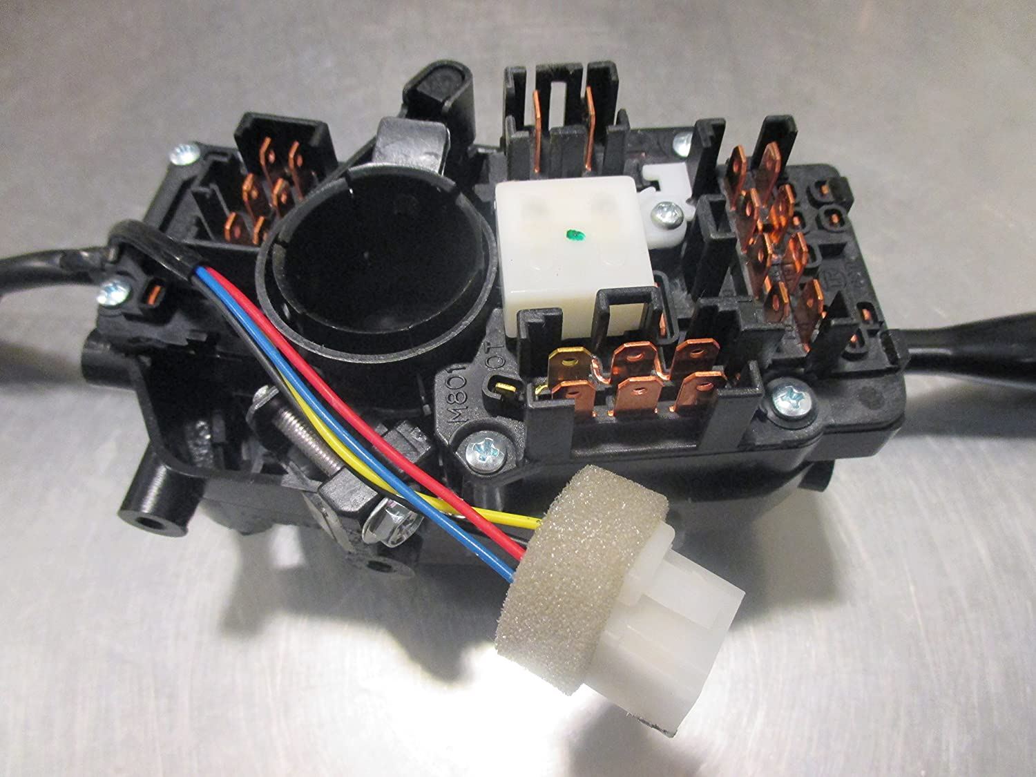 Mazda RX-7 1984-1985 New OEM Combination switch with cruise control FA58-66-120C