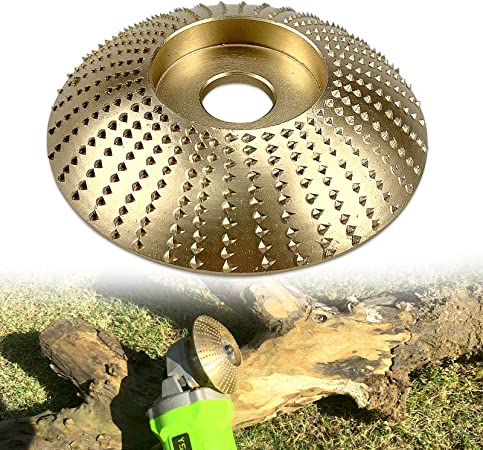 Carbide Shaping Dish Bore Carving Tungsten Sanding Wheel Round Durable