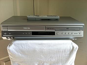 Toshiba sd-v392sua DVD vídeo y reproductor de CD, grabadora de cinta de casete