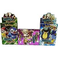 Pokemon Sun & Moon Cosmic Eclipse Cards Game (3 Packs)