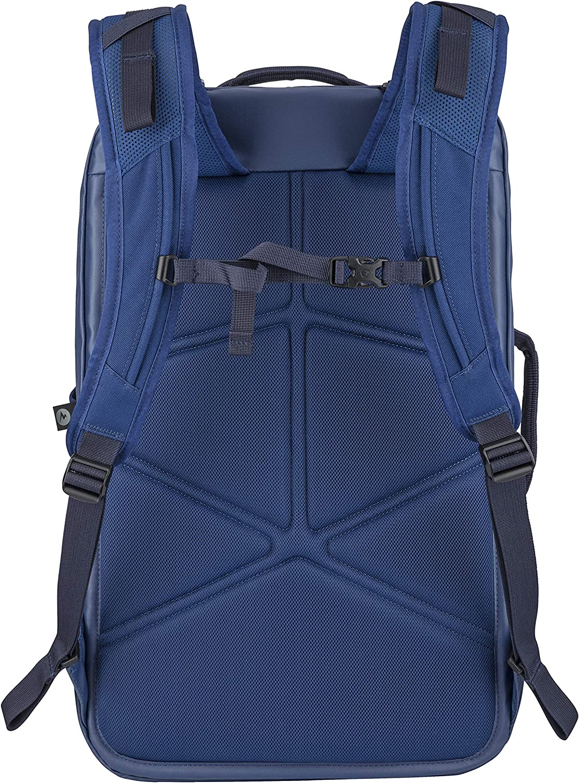 Marmot Slate Weekender Travel Bag Estate Blue//Total Eclipse