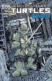 Amazon.com: Teenage Mutant Ninja Turtles Micro Series #1 ...