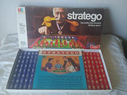 1986 STRATEGO Board Game Part RED FLAG Pawn Mover 1 One Single Replacement Piece